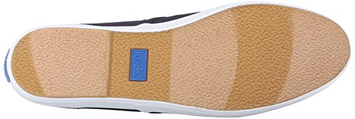 Keds Champion Canvas, Baskets mode Homme Marine (Navy)