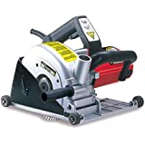 STAYER 1.6007 - Rozadora de doble disco de diamante 180 mm 1800W 4100 rpm ancho de corte 9-51 mm profundidad 15-54 mm 7,7 Kg CD 180 K