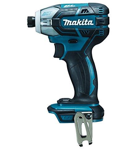 Preisvergleich Produktbild Makita Akku-Impulsschrauber (18 V, SystemKIT mit 1 Akku 1,5 Ah, ohne Ladegerät, im MAKPAC) DTS141Y1J