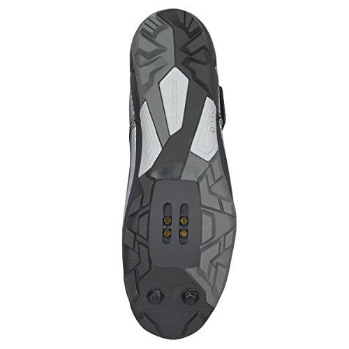 Scott MTB Comp RS Scarpe da ciclismo, colore: nero/argento nero - nero