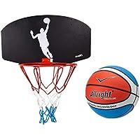 MOLTI Canasta de Baloncesto Juego con Pelota Canasta de Baloncesto Parte Player Set