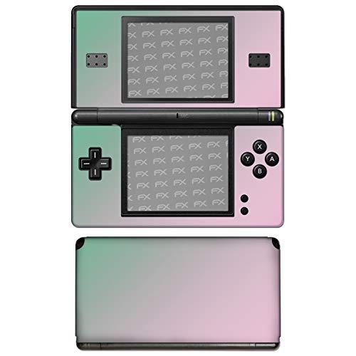"""atFoliX Nintendo DS-Lite Skin """"FX-Variochrome-Spectral"""" Designfolie Sticker - Mehrfarbig schillerndes Farbspiel"""