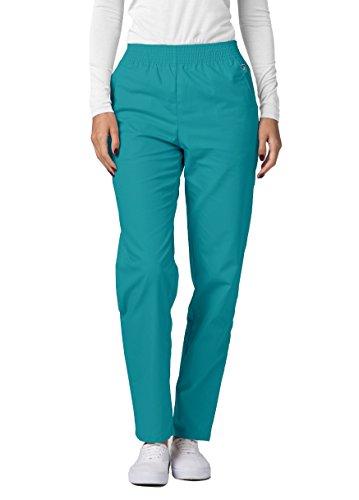 Kittel Op Kostüm Grüne Und - Adar Uniforms Medizinische Schrubb-hosen - Damen-Krankenhaus-Uniformhose 502 Color TGR | Talla: XS