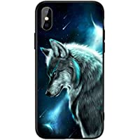 coque iphone xr wolf