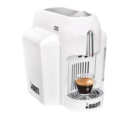 Bialetti Mini Express CF62 Macchina per caffè con capsule 0.7L 1tazze Bianco