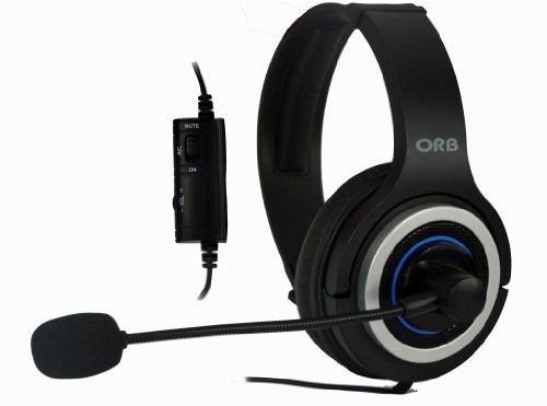 PS4 Headset Chat Elite ORB