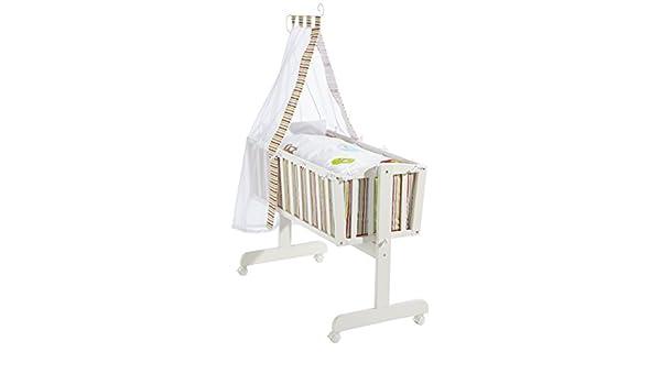 Babybett mit ausstattung cm roba amazon baby
