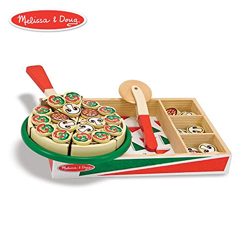 Melissa & Doug Pizza Party Woode...