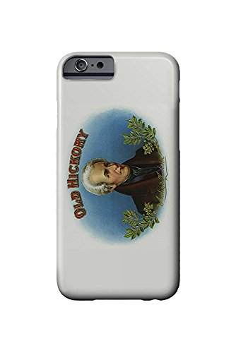 Old Hickory Brand Cigar Box Label - Andrew Jackson (iPhone 6 Cell Phone Case, Slim Barely There)