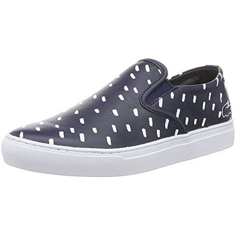 Lacoste L!ve, Rene Alliot Slip, Sneaker Uomo