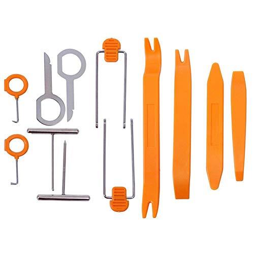 Outtybrave 12 Sets von Auto Audio Tools Reinigungswerkzeug Sound Modify Werkzeug Demontage Wartung Werkzeuge