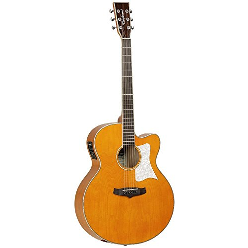 Tanglewood Evolution Viscount tsjv 3–Guitarra electroacústica