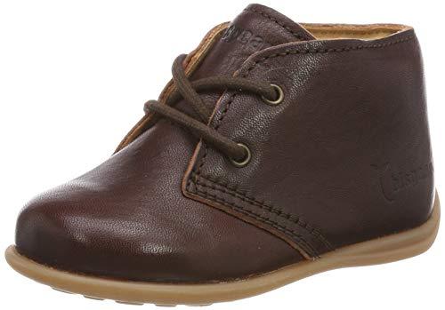 Bisgaard Unisex Baby 21219.119 Sneaker, Braun (Brown 305), 23 EU - Schnürschuhe Laufschuhe