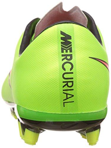 Volt Electric Herren Nike Hyper Fu脽ballschuhe FG Mercurial II Veloce Gr眉n Black Punch Green ww0Aq7B