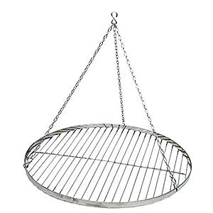 Best Sporting Schwenk-Grillrost mit Aufhängungs-Kette, Durchmesser