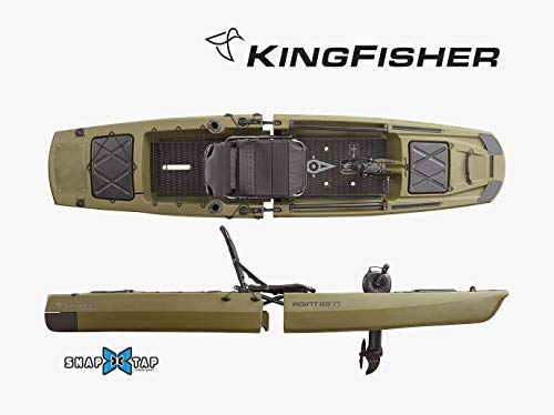 Kingfisher TRIMARAN Modular Pedal Drive