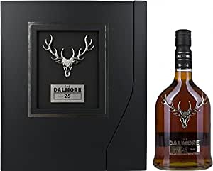 The Dalmore 25 Year Old Single Malt Whisky, 70 cl