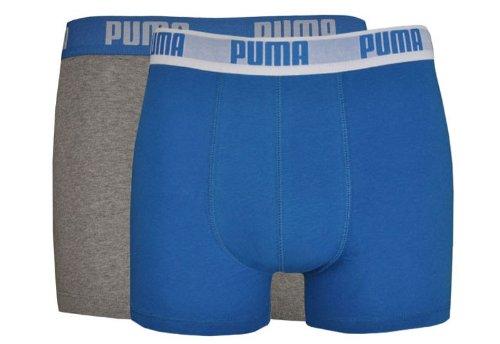 ... Puma Boxershort Herren Basic 4er Pack 2x schwarz - 2x weiß