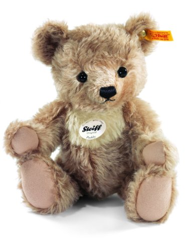 Steiff-28cm-Paddy-Teddy-Bear-Light-Brown