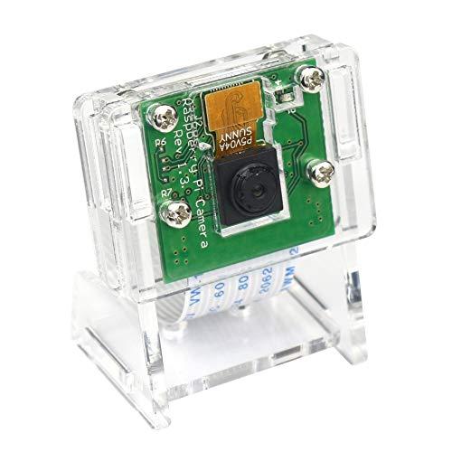 5MP 1080P Video kamera modul für Raspberry Pi 3 B +, Pi Zero W Kamera mit gehäuse und Flexkabel Kamera-modul
