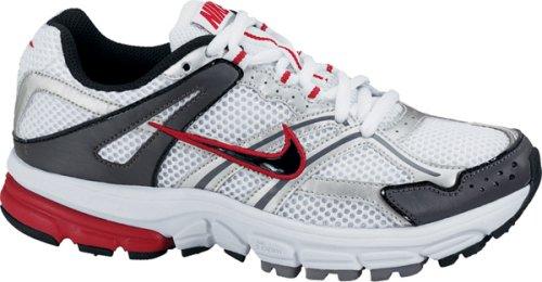 Nike Air Structure Triax+ 13 (GS) weiß/schwarz/rot 386193101 weiß/schwarz/rot