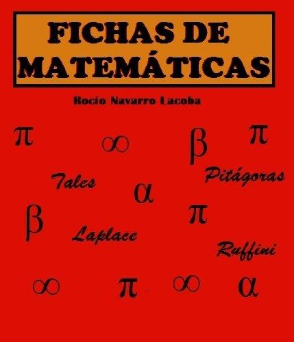 Inecuaciones de segundo grado (Fichas de matemáticas) por Rocío Navarro Lacoba