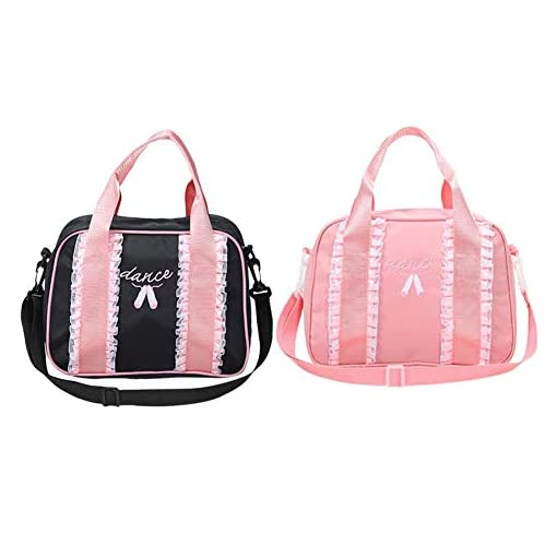 Jannyshop-Children-Portable-Dance-Bag-Shoulder-Messenger-Bag-Shoe-Backpack-with-Lace