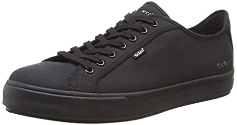 Kickers Men's Tovni Lacer Text AM Low-Top Sneakers, Black (Black),