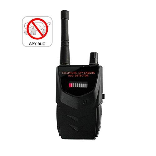 Wireless Camera Finder (GuDoQi Hf-Signal-Detektor Wireless Video-Kamera Audio-Sprach- Geräte-Erkennung)