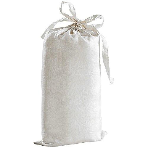 Semptec Schlafsack Seide: Seidenschlafsack aus 100% Habotai-Seide (Hüttenschlafsack) (Schlafsack Inlett)