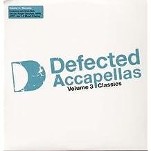 Vol.3-Defected Accapella Class [Vinyl LP]