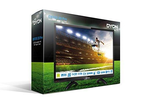 Dyon Enter 20 Pro 49,4 cm (19,5 Zoll) Fernseher (Triple Tuner)