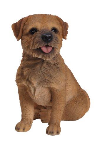 Vivid Arts, Border-Terrier, chien en Résine