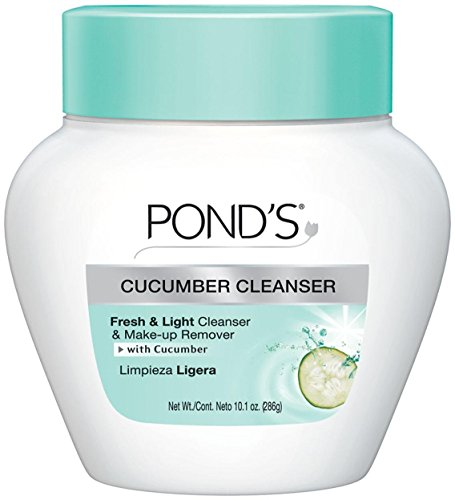 Ponds Cold Cream Face Cleanser Cool Cucumber 10.1 Oz