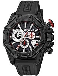 b21643e73991 Roberto Cavalli por Franck Muller Viper Swiss Made RV1G057P0056 Reloj de  Cuarzo Suizo con Correa de