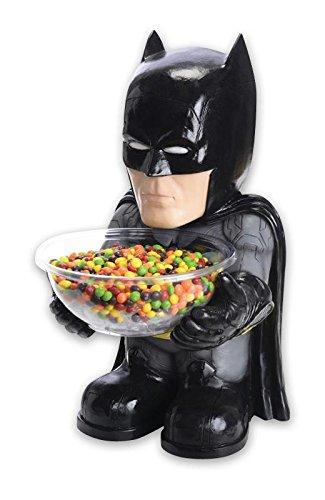 Batman Candy Bowl Holder / Süßigkeitenhalter aus Kunststoff mit Schale