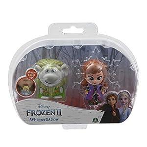 Giochi Preziosi Disney Frozen 2 Whisper and Glow Double Blister Pabbie and Anna