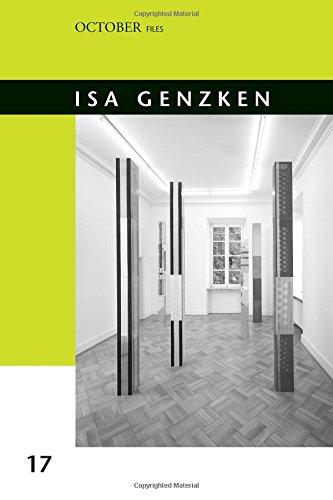 Isa Genzken (October Files, Band 17)
