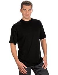 2 QUALITYSHIRTS Rundhals T-Shirt im Doppelpack Gr. S - 8XL