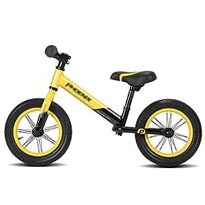 411crp d0eL. SS300 Bici pieghevoli Bilanciamento per Bambini Scooter Ragazzi E Ragazze Senza Orme Equilibrio Allenamento Regali per Bambini (Color : Pink, Size : 12 inch)
