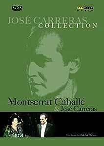 José Carreras - Collection: Montserrat Caballé (NTSC)