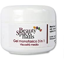 Gel UV Monofasico Trasparente 30 ml 3 in 1