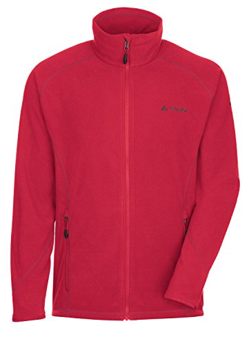 VAUDE Herren Fleecejacke Smaland indian red