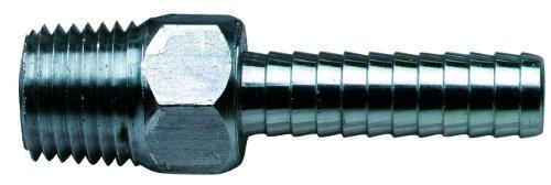 Moeller Marine Aluminium Fuel Line Schlauch Barb (3/20,3cm NPT X 3/20,3cm) -