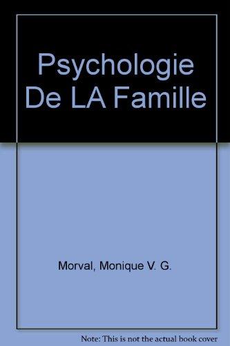Psychologie De LA Famille