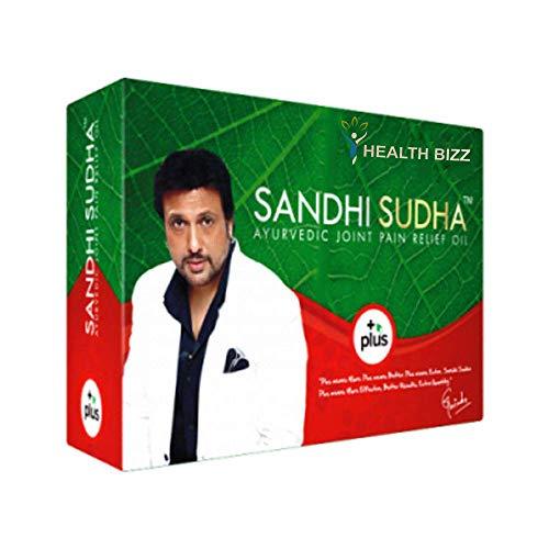 HEALTHBIZZ SANDHI SUDHA PLUS JOINT PAIN RELIEF OIL