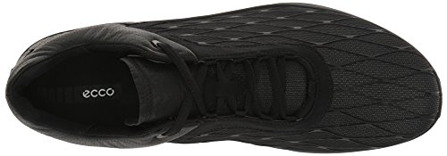 Ecco Exceed, Baskets Basses Homme Noir (51052Black/Black)