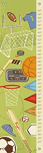 Oopsy Daisy alle Sport von Jon CANNELL wachstumsdiagramme, 12von 107cm (Stick-ball-fledermaus)