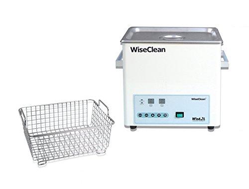 Witeg ultrasonido baño WUC d06h 6L hasta 80°C