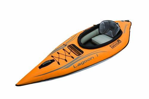 Descripción Breve Advanced Elements AE1031-O Lagoon1 Kayak Orange